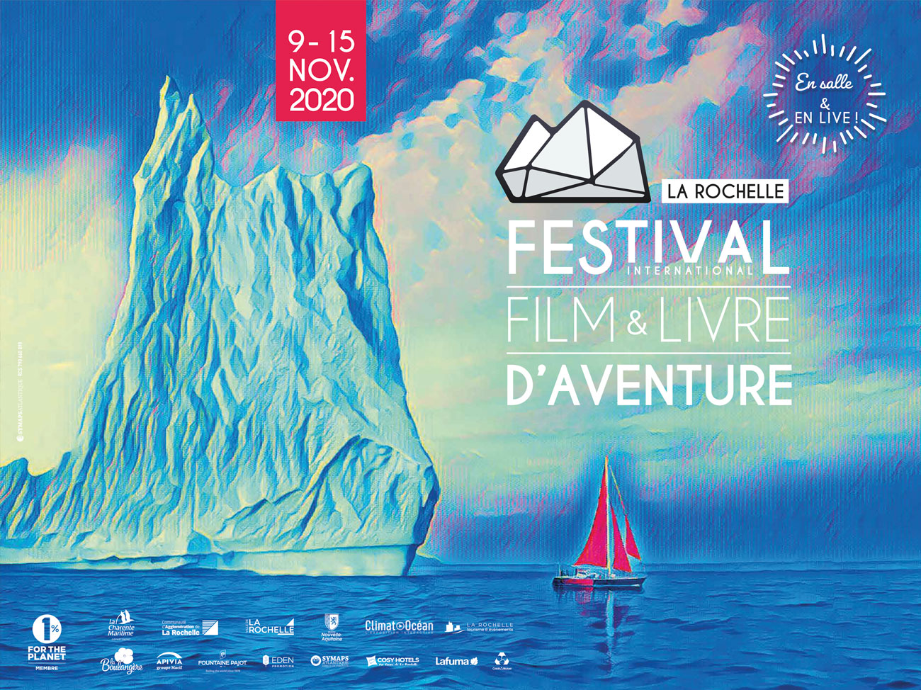 Festival international du film & livre d'aventure La Rochelle