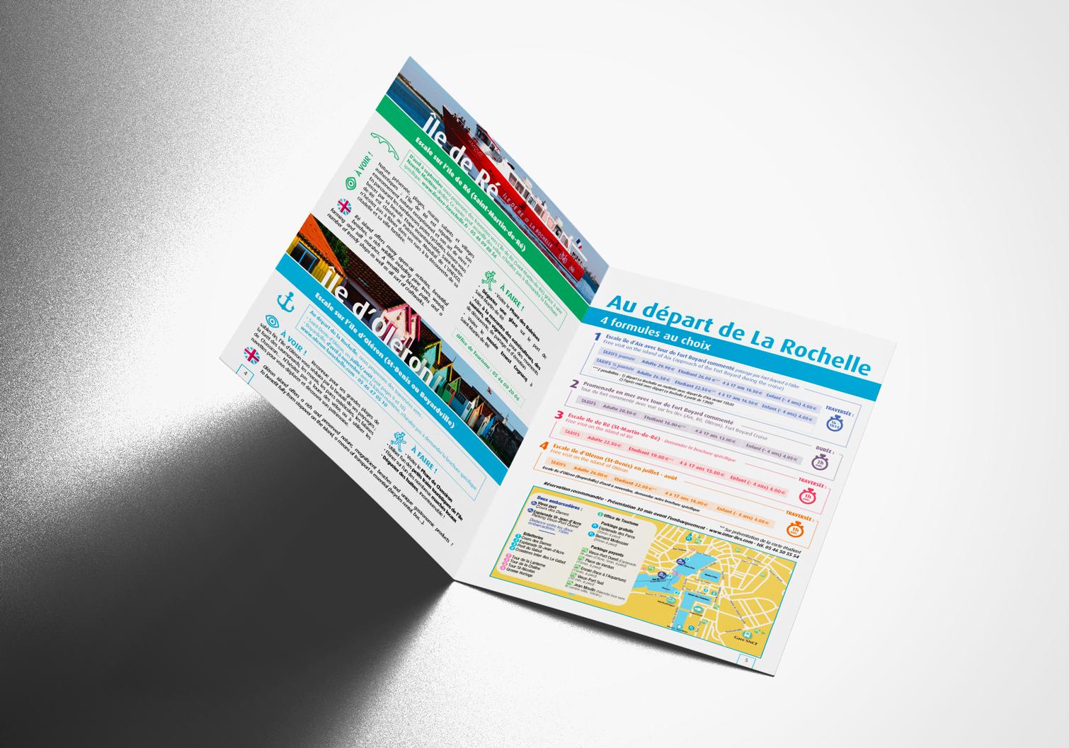 Intérieur Brochure Croisières Inter-îles