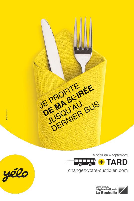 Visuel campagne RTCR bus de nuit Yélo changez-votre-quotidien.com